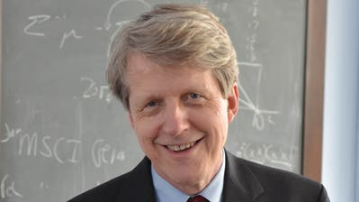 «Most economists don't think narratives are important. So I'm doing something controversial here»: Robert Shiller.Photo: (ZVG)