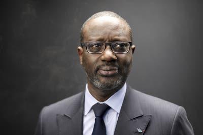 Tidjane Thiam, CEO der Credit SuisseBild: Simon Dawson/Bloomberg