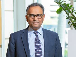 «I call what we are currently seeing a nervous rally»: Rajiv Jain(Bild: ZVG)