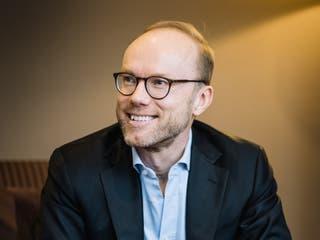 «Nun beginnt ein neues Kapitel für ABB. Da ist es sinnvoll, dass die Frage nach einer frischen Führungsperson gestellt wird.»:Lars Förberg.Bild: (zvg)