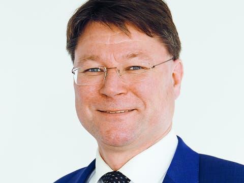 «Unsere Ziele sind so gesetzt, dass wir sie übertreffen können», sagt Ascom-CEO Holger Cordes. (Bild ZVG)