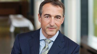 «Wir vertrauen nicht nur auf quantitative Modelle», sagt Guido Fürer, Group Chief Investment Officer des Rückversicherers Swiss Re. (Bild: ZVG)
