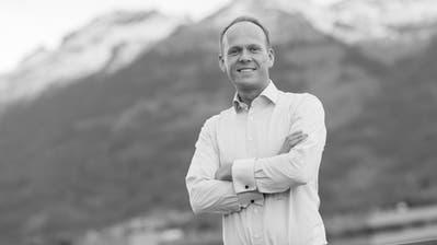 «Man kann sich nicht reich konsumieren. Die Industrie und das Gewerbe sind ein wesentlicher Eckpfeiler für den Erfolg einer Volkswirtschaft»: Ronald Stöferle.(Bild: zvg)