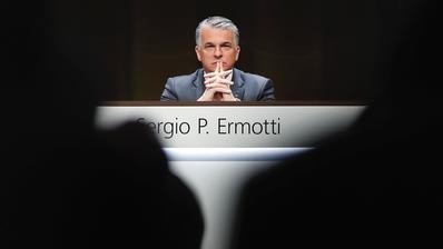 Bringt er nochmals neue Gestaltungskraft auf? Sergio Ermotti, UBS-CEO seit 2011. (Bild: Bloomberg)