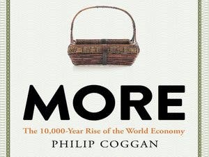 «More. The 10,000 Year Rise of the World Economy», Philipp Coggan | Profile| 2020 | 480 Seiten | ISBN-13: 978-1788163859