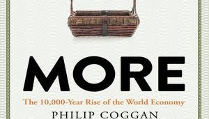 «More. The 10,000 Year Rise of the World Economy», Philipp Coggan | Profile | 2020 | 480 Seiten | ISBN-13: 978-1788163859