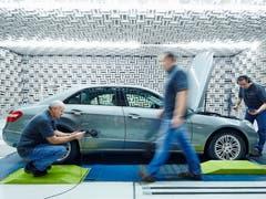 Schweizer Autozulieferer im Krisentest