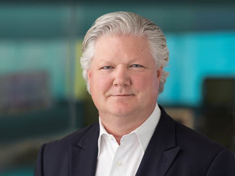 David Endicott, CEO von Alcon: «Wir sind in vielen Bereichen auf dem richtigen Weg.»