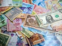 Charts im Fokus: Währungen